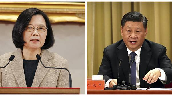 Tayvan Çin'e karşı 'demokrasinin korunması' için uluslararası toplumdan yardım istedi