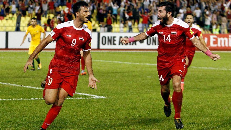 Asya Kupası'na katılan Suriye'de taraftarlar ikiye bölündü: Esad'ın takımı bizi temsil etmiyor