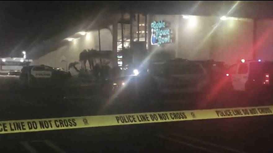 Three killed, four injured in California bowling alley shooting: Police