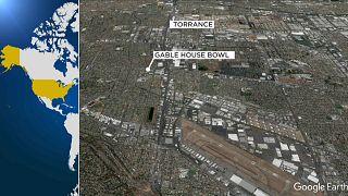 Стрельба в развлекательном центре в Калифорнии. Есть жертвы