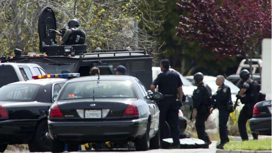 Kaliforniya'da bowling salonunda silahlı saldırı