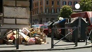 Roma Belediyesine mektuplu çöp uyarısı: Salgın riski var okulları açmayacağız