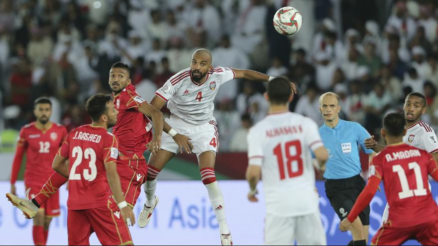 جام ملتهای آسیا؛ امارات با امتیاز میزبانی از شکست گریخت