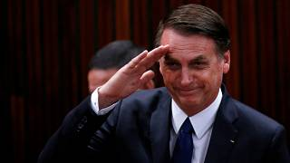 الجيش البرازيلي يشعر باستياء من استعداد بولسونارو لإقامة قاعدة أمريكية