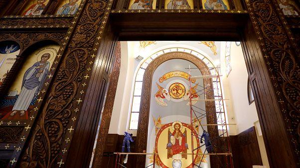 У каирской церкви найдено взрывное устройство