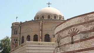 كنسية القديس جورج القاهرة