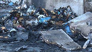 شاهد: روما تغرق تحت النفايات ومدراء المدارس يهددون بعدم استئناف الدراسة