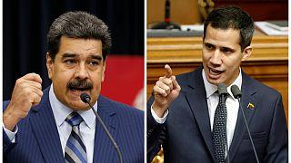 Venezuela Meclis Başkanı Guaido: 'Diktatör' Maduro başkanlığı gasp ediyor