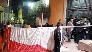مصر؛ چهار کشته و زخمی در پی انفجار بمب مقابل کلیسا