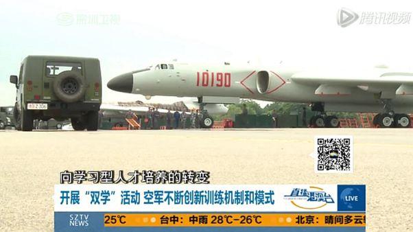 ABD'nin 'tüm bombaların anasına' Çin'den rakip
