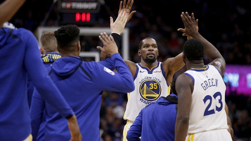 NBA'de üç sayı rekoru kırıldı