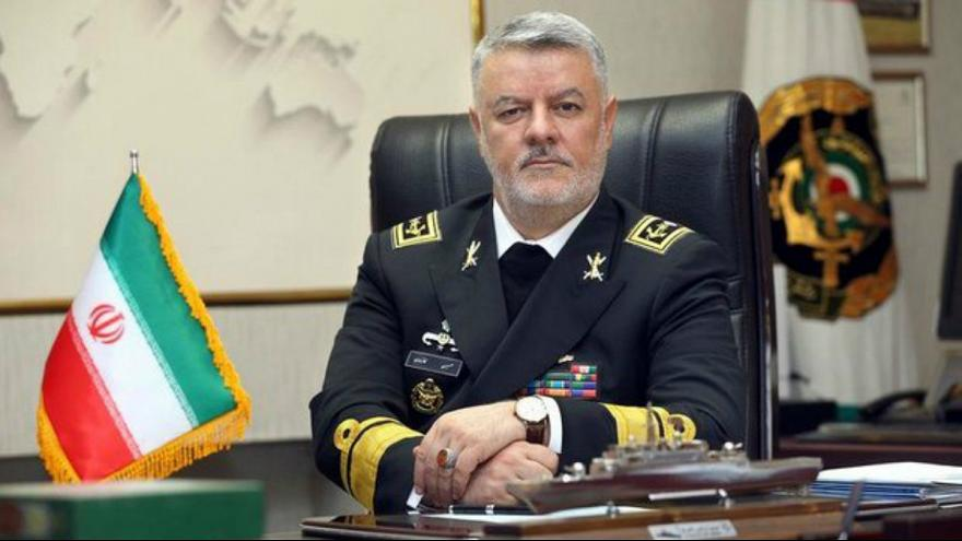 رزمایش مشترک دریایی ایران و روسیه  در آب های خزر