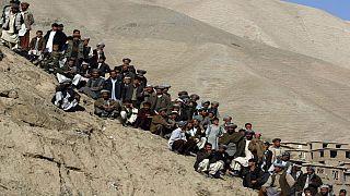 دهها روستایی در معدن طلا در افغانستان جان باختند