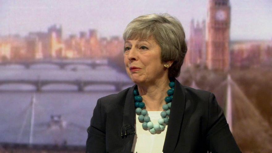 May'den Brexit uyarısı: Anlaşma reddedilirse ülke belirsizliğe sürüklenir