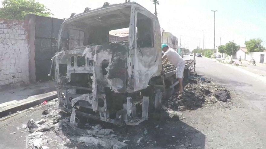 Força Nacional incapaz de travar onda de violência em Fortaleza