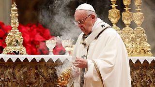 درخواست پاپ فرانسیس از رهبران اروپا برای پذیرش کشتی مهاجران