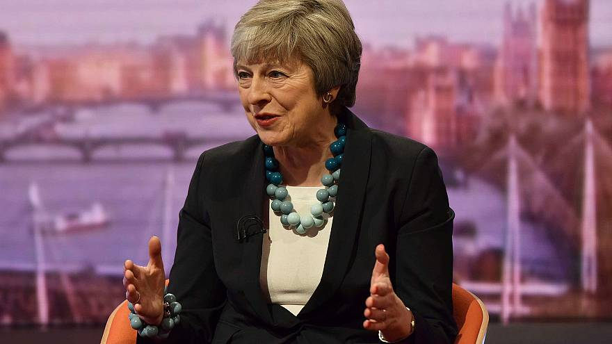 """UK will be in """"uncharted territory"""" if Brexit deal is rejected, says Theresa May"""