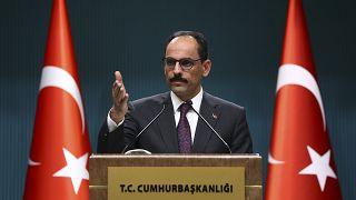 Cumhurbaşkanlığı Sözcüsü Kalın: Türkiye'nin Kürtleri hedef aldığı iddiası akıl dışıdır