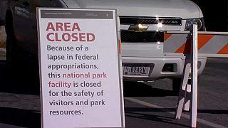 """US-Naturparks und der """"Shutdown"""": """"Klopapier-Engel"""" helfen"""