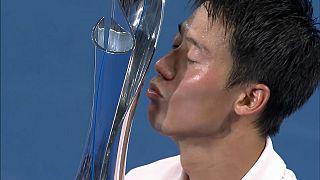 Nishikori rompe su racha de nueve finales perdidas al vencer en Brisbane