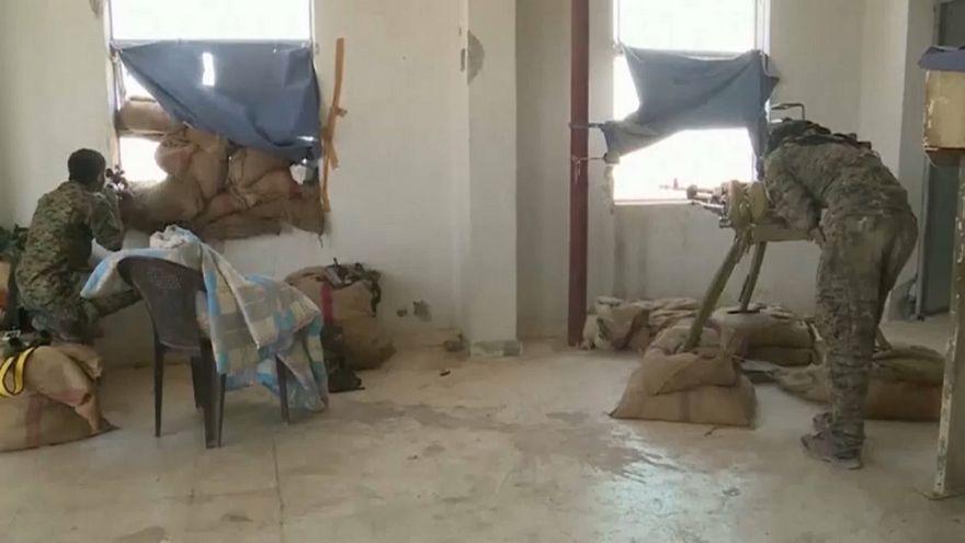 ÖSO, Heyet Tahrir el-Şam militanlarının olduğu bölge sınırına konuşlanıyor