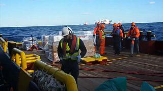 El Sea-Watch 3 lleva dos semanas a la deriva sin puerto de destino