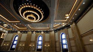 رئیسجمهوری مصر بزرگترین کلیسای کشورش را افتتاح کرد