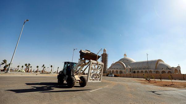 Riesige Kirche: Ägypten setzt Zeichen für Frieden zwischen den Religionen