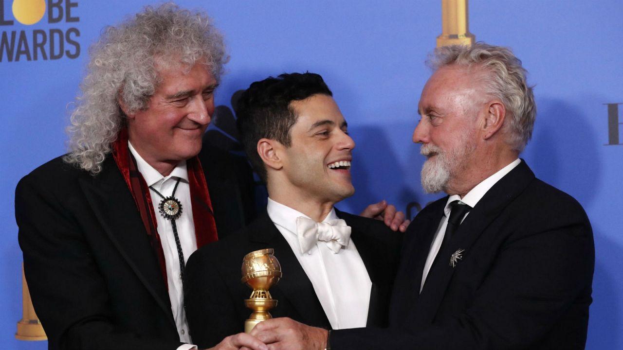 Full list of Golden Globes winners