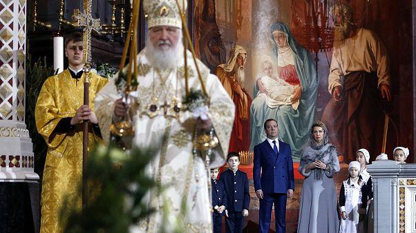 Πατριάρχης Μόσχας : «Ο Αντίχριστος θα μας ελέγχει με τα έξυπνα κινητά»