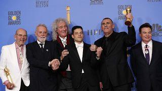 """""""Bohemian Rhapsody"""": A alma dos Queen vence nos Globos de Ouro"""