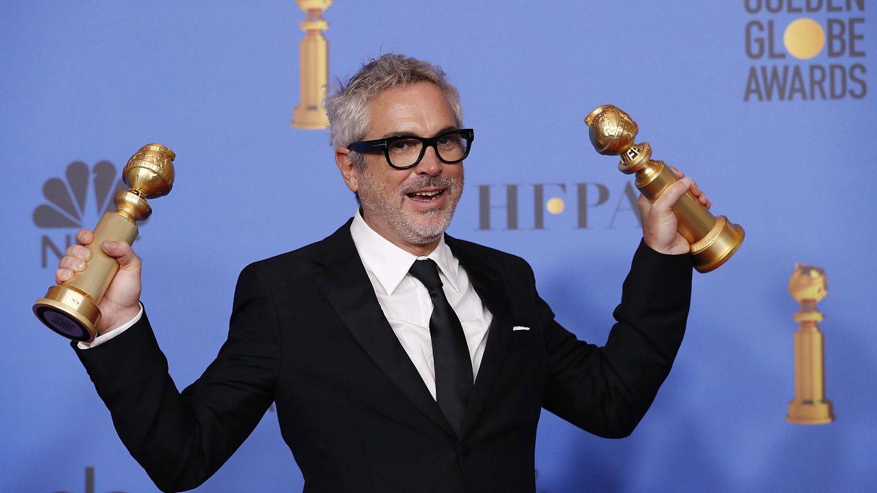 "Globos de Oro: ""Bohemian Rhapsody"" y ""Roma"" se reparten la gloria"