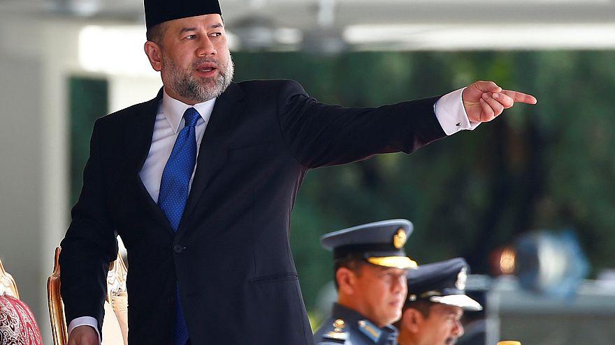Malezya Kralı V. Muhammed