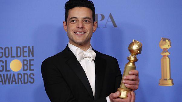 """الفيلم الدرامي """"الملحمة البوهيمية"""" يتوج بجائزة غولدن غلوب"""