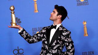 A Golden Globe-gála képekben