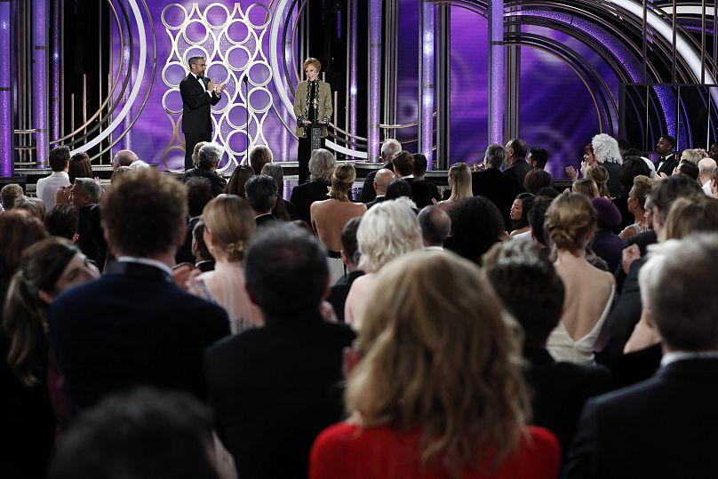 Paul Drinkwater/NBC Universal/Handout via REUTERS