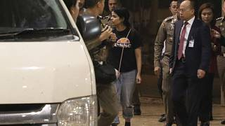 Havalimanında mahsur kalan Suudi Arabistanlı sığınmacı kadın Tayland'a giriş yaptı