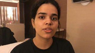 """""""Ich habe keine Wahl"""": Thailand schützt saudische Frau, die vor der eigenen Familie floh"""