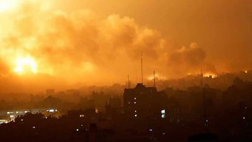 جولة تصعيد جديدة بين إسرائيل وحماس مسرحها غزة وعسقلان