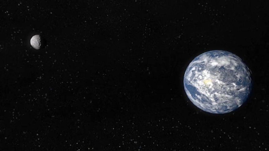 کره ماه چگونه تشکیل شد؟