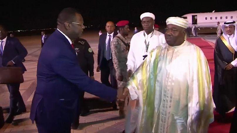 Detenido el líder de los militares amotinados en Gabón