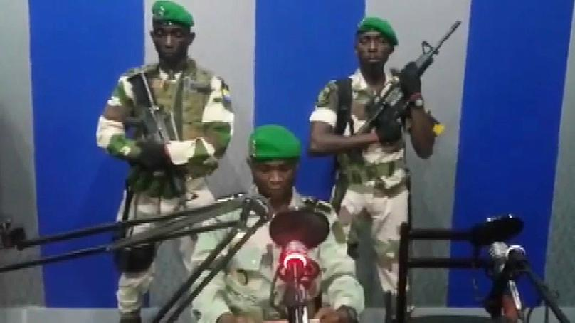 El Gobierno de Gabón anuncia el arresto de los militares sublevados