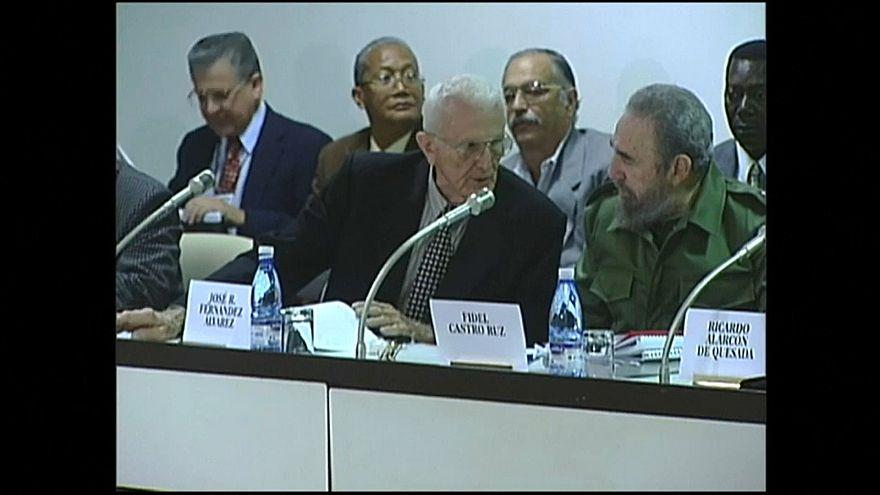 Muere 'Gallego Fernández', figura histórica de la Revolución cubana