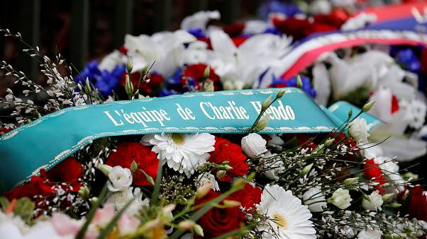 France marks four years since Charlie Hebdo attack