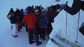 Jégzene-fesztivál: jégkunyhóban, jéghangszerekkel