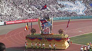 Le Cambodge, 40 ans après les Khmers rouges