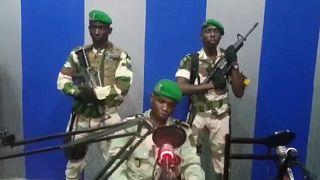 Néhány óra alatt véget ért a puccskísérlet Gabonban