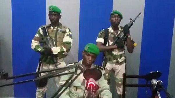 Γκαμπόν: Συνελήφθησαν οι επίδοξοι πραξικοπηματίες