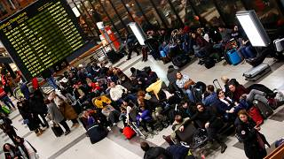 Sztrájk a berlini reptereken