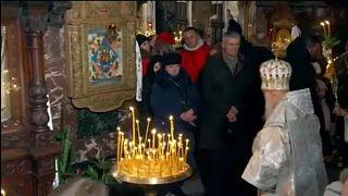 Ortodox karácsony egyházszakadás után